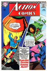Action Comics #348   VERY FINE+   1967