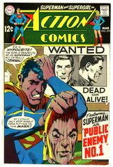 Action Comics #374   VF/NEAR MINT   1969