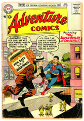 Adventure Comics  #241  VERY GOOD   1957