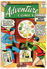 Adventure Comics  #253  VERY GOOD-   1958