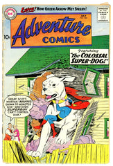 Adventure Comics  #262  VERY GOOD-   1959