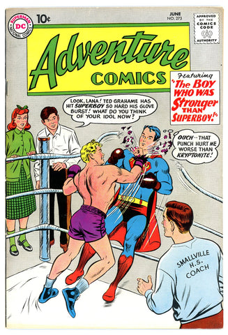 Adventure Comics  #273  VERY FINE   1960