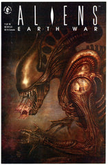 DH - Aliens Earth War #1 - NM-  (two copies)