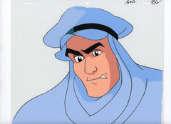 "Original production cel -""Aladdin""- by Golden Films 002"