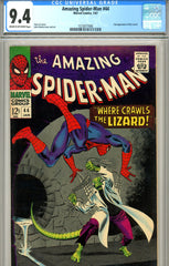 Amazing Spider-Man #044 CGC graded 9.4