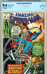 Amazing Spider-Man #088 CBCS graded 9.4 Doc Octopus c/s
