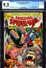 Amazing Spider-Man #103 CGC graded 9.2 white pages