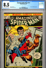 Amazing Spider-Man #111 CGC graded 8.5 John Romita c/a
