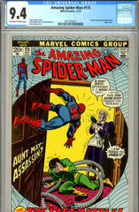 Amazing Spider-Man #115 CGC graded 9.4 Doc Ock c/s