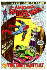 Amazing Spider-Man #115   VF/NEAR MINT   1972