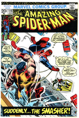Amazing Spider-Man #116 VERY FINE+ 1973