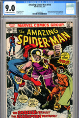 Amazing Spider-Man #118 CGC graded 9.0 John Romita cover