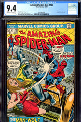 Amazing Spider-Man #125 CGC graded 9.4