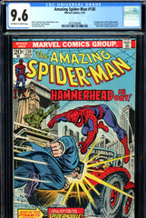 Amazing Spider-Man #130 CGC graded 9.6 first Spidermobie