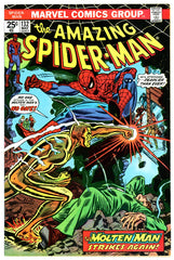 Amazing Spider-Man #132 VF/NEAR MINT 1974