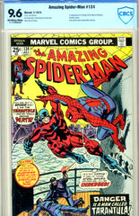 Amazing Spider-Man #134 CBCS graded 9.6 first Tarantula