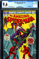 Amazing Spider-Man #136 CGC graded 9.6 new Green Goblin