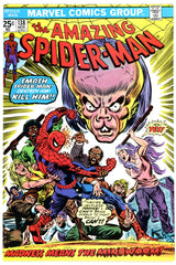 Amazing Spider-Man #138 VF/NEAR MINT 1974