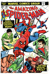 Amazing Spider-Man #140 VERY FINE 1975