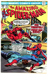 Amazing Spider-Man #147  VERY FINE- 1975 G.S. is a clone