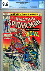 Amazing Spider-Man #171 CGC graded 9.6