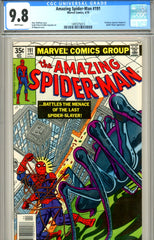 Amazing Spider-Man #191 CGC graded 9.8 HIGHEST GRADED
