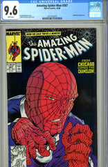 Amazing Spider-Man #307 CGC graded 9.6 Chameleon