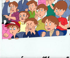"Original production cel -""Adventures of T-Rex"" 018"