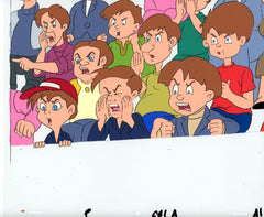 "Original production cel -""Adventures of T-Rex"" 019"