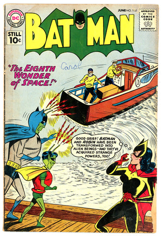 Batman  #140  VERY GOOD-   1961