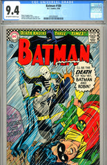 Batman #180 CGC graded 9.4
