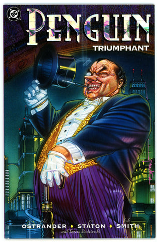 Batman: Penguin Triumphant  NEAR MINT-  (Batman one shot)