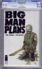 Big Man Plans #1  CGC graded 9.8 - HIGHEST GRADED - SOLD!