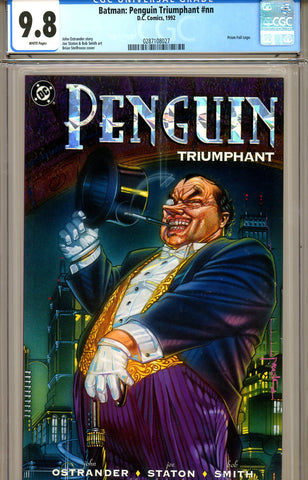 Batman: Penguin Triumphant #nn  CGC graded 9.8 -HIGHEST GRADED