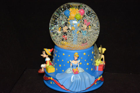 SNOW GLOBE  100th Anniversary Birthday Musical