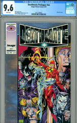 Deathmate Prologue #nn CGC graded 9.6