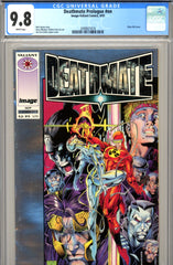 Deathmate Prologue #nn CGC graded 9.8  HIGHEST GRADED