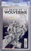 Death of Wolverine #1  CGC graded 9.6 - Deadpool Sketch - SOLD!