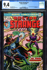 Doctor Strange #03 CGC graded 9.4 white pages