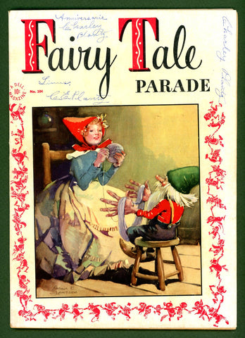 Four Color #104   VG/FINE   1946  (Fairy Tale Parade)