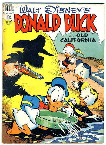 Four Color #328   VERY GOOD+   1951  - Carl Barks