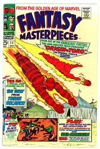 Fantasy Masterpieces  #11  VF/NEAR MINT   1967