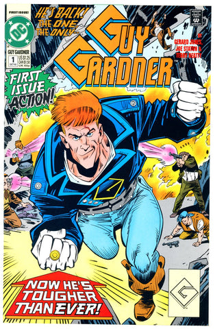 Guy Gardner #1 VF/NEAR MINT (two copies)