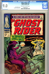 Ghost Rider #5 CGC graded 9.0 - Western series