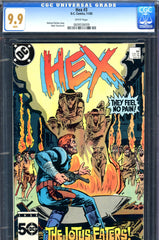 Hex #3 CGC graded 9.9 - SINGLE HIGHEST GRADED