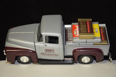 "1956 Ford pickup truck - ""Hershey's Miniatures"""