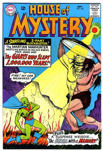 House of Mystery #153   VERY FINE   1965