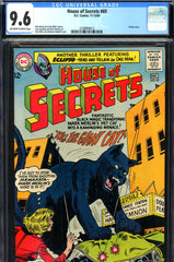 House of Secrets #069 CGC graded 9.6  - NO G.P.A. SALES IN GRADE