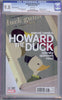 Howard the Duck #1  CGC graded 9.8 - Zdarsky Variant- HIGHEST GRADED - SOLD!