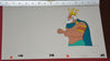 "Original production cel -""Little Mermaid""- by Golden Films 124 SIZE 15"" x 9"""